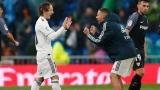 Luka Modric et Daniel Ceballos