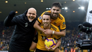 Wolverhampton 4 - Leicester 3