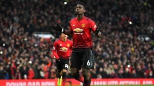 Manchester United 2 - Brighton 1