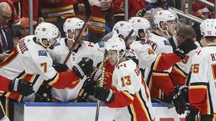 Flames 5 - Oilers 2