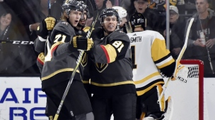 Penguins 3 - Golden Knights 7