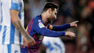 FC Barcelone 3 - Leganes 1