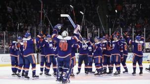 Ducks 0 - Islanders 3