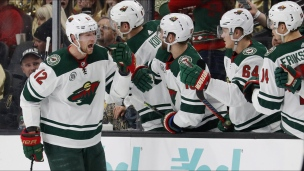 Wild 4 - Golden Knights 2