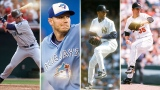 Edgar Martinez, Roy Halladay, Mariano Rivera et Mike Mussina
