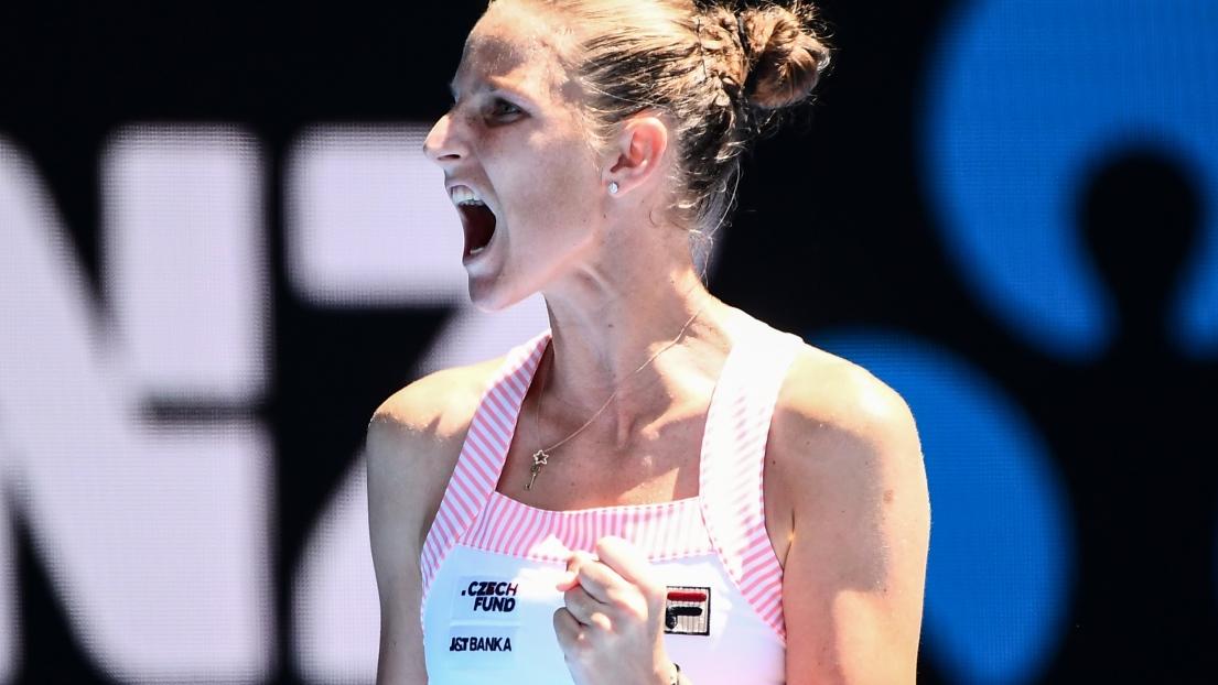 Karolina Pliskova la reine d'Eastbourne triomphe d'Angélique Kerber en finale (tennis) — WTA