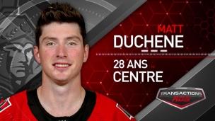 Transactions 2019 : Matt Duchene