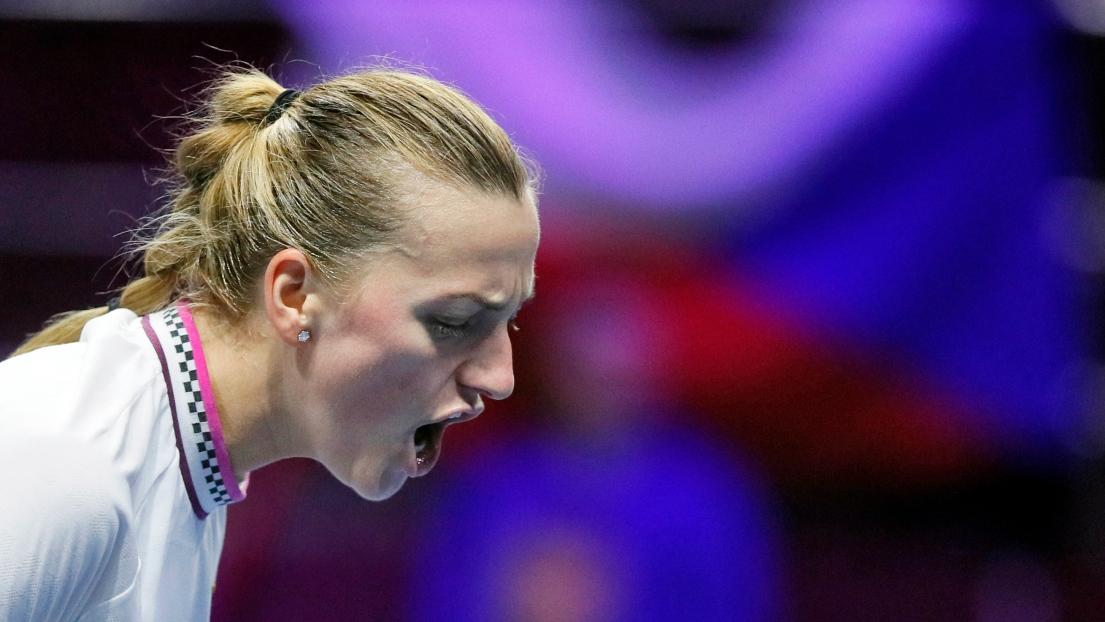 WTA Saint-Pétersbourg: Kiki Bertens décroche le huitième titre de sa carrière