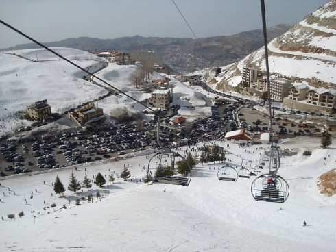 Liban ski