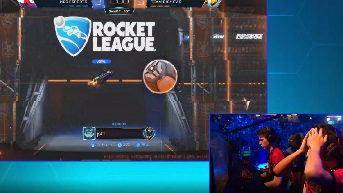 Rocket League: Top 5 buts de 2018
