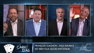 Carré d'as : Tom Brady, Connor McDavid et Paul Maurice