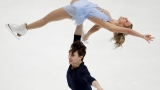 Kirsten Moore-Towers et Michael Marinaro