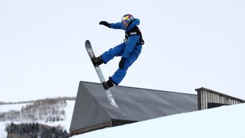 Mark McMorris ratera les X-Games à Aspen