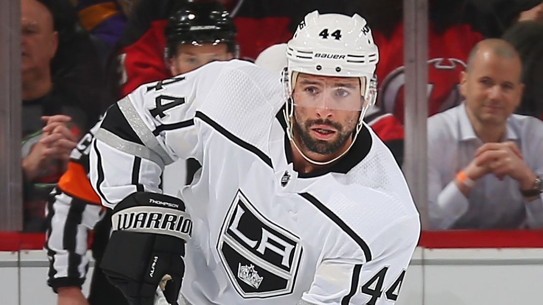 Le Canadien fait l'acquisition de Nate Thompson