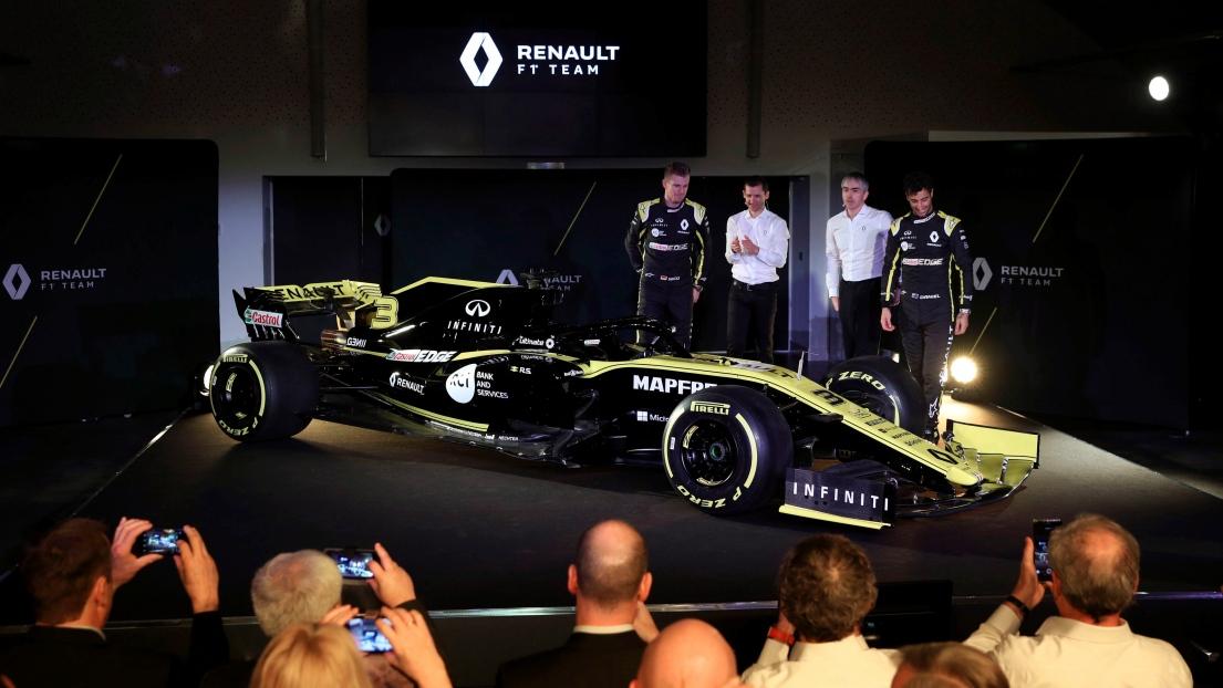 La R.S.19 de Renault