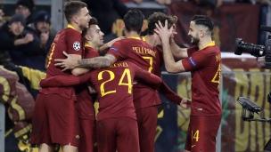 Rome 2 - Porto 1