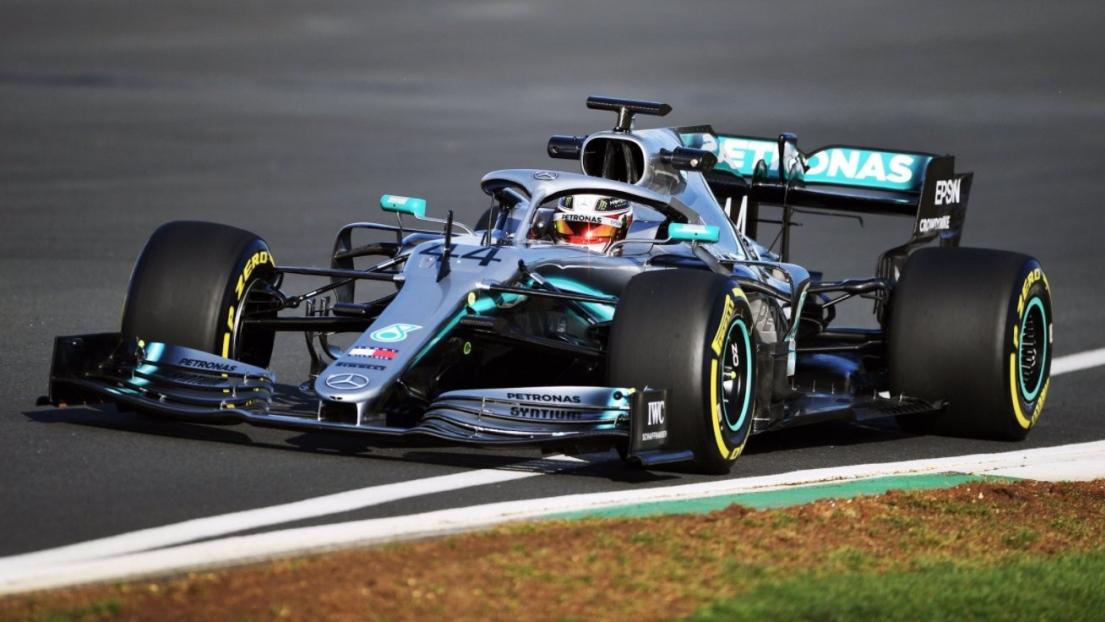 F1 - Photos : La Mercedes F1 W10 dévoilée