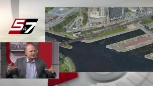 Un nouveau stade au bassin Peel?