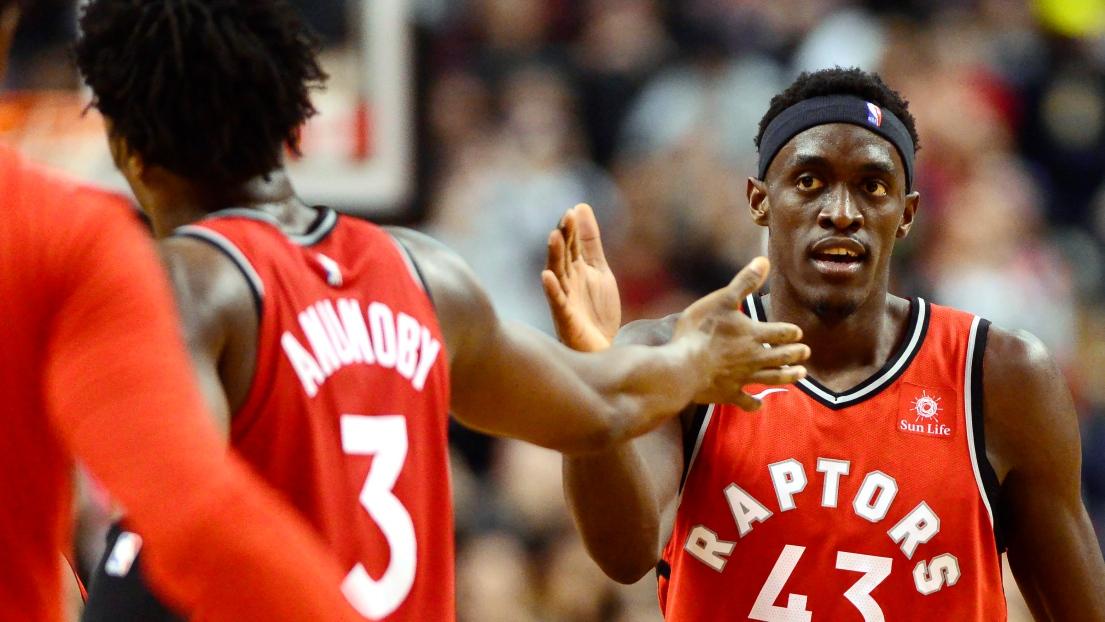 Les Raptors de Toronto prennent l'avantage face au Magic d'Orlando