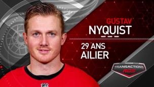 Transactions 2019 : Gustav Nyquist