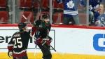 Matthews et les Leafs chassés en Arizona