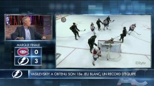 Le Canadien a joué pour ne pas perdre