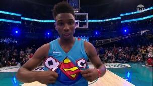 Diallo, le Superman des dunks!
