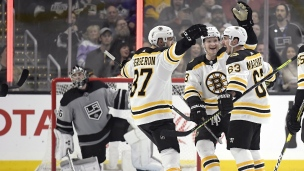 Bruins 4 - Kings 2