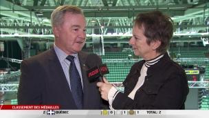 Entrevue avec Tom Quinn, président du CA des Jeux du Canada
