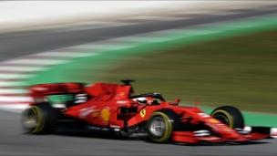 Vettel impressionne aux essais hivernaux