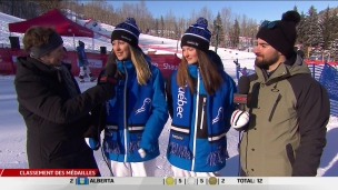 Sandrine Vaillancourt ajoute une autre médaille