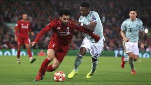 Liverpool 0 - Bayern Munich 0