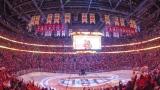 Le Temple, la Mecque du hockey, le centre Bell...