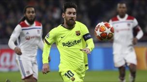 OL 0 - FC Barcelone 0