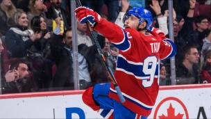 L'histoire du match : Jackets-Canadiens