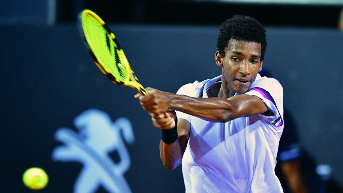 Auger-Aliassime en quarts de finale à Sao Paulo | Tennis