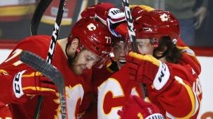 Islanders 2 - Flames 4
