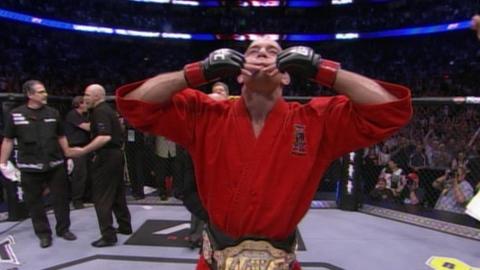 Meilleurs moments de GSP : UFC 83 c. Matt Serra 2