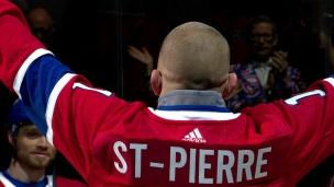 Le Canadien rend hommage à GSP