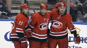 Hurricanes 4 - Panthers 3