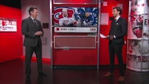 L'adversaire : Canadiens-Leafs