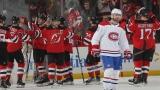 Match Canadiens-Devils, 25 février 2019; Tomas Tatar