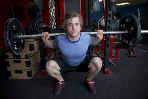 Hugo Barrette Gym