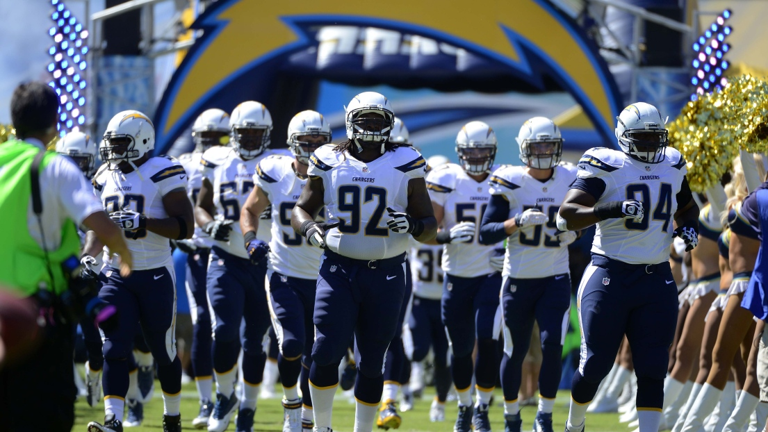 Chargers de San Diego