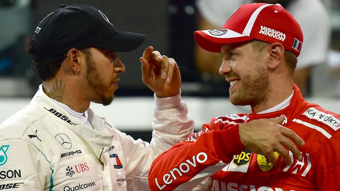 GP d'Australie (qualifs) : Et de six pour Hamilton !