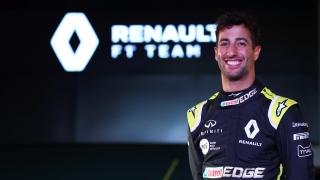 Daniel Ricciardo 2019
