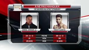 Spence Jr-Garcia ; un des combats de l'année?