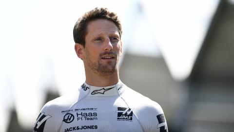 Romain Grosjean en Indycar en 2021