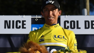 Paris-Nice : Egan Bernal s'empare du maillot jaune