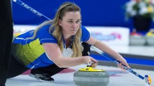 Curling : deux victoires pour le Canada